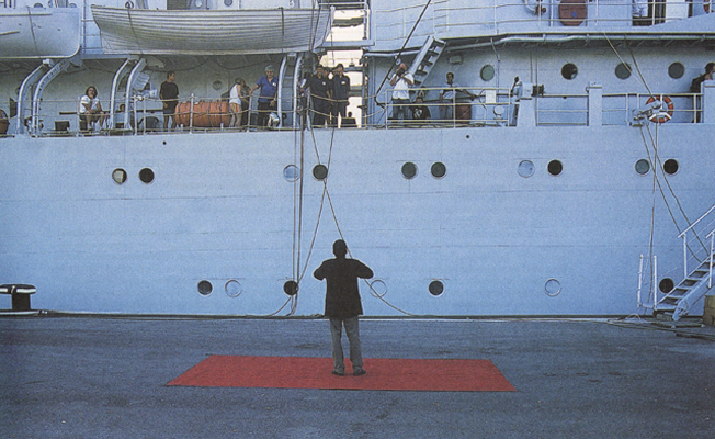 Cacophonie, 2003 ©Djamel Kokene-Dorléans