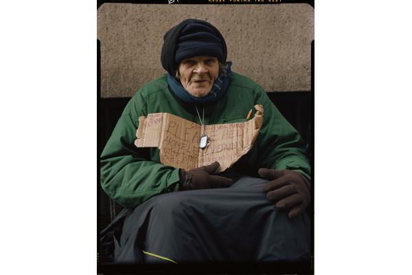 Residents of New York-MEP©Andres Serrano