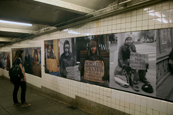 Residents of New York-MORE ART©Andres Serrano