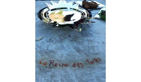Un banquet à Aubervilliers, 2018 ©Taïne Gras
