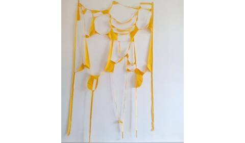 Marion Baruch, Yellow Variation (Les Incomplets)©Anne-Marie Morice