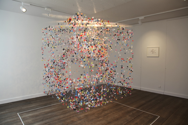 Claire Morgan, The Air that we breathe, 2014 ©️Courtesy Galerie Karsten Greve Cologne, Paris, St Moritz