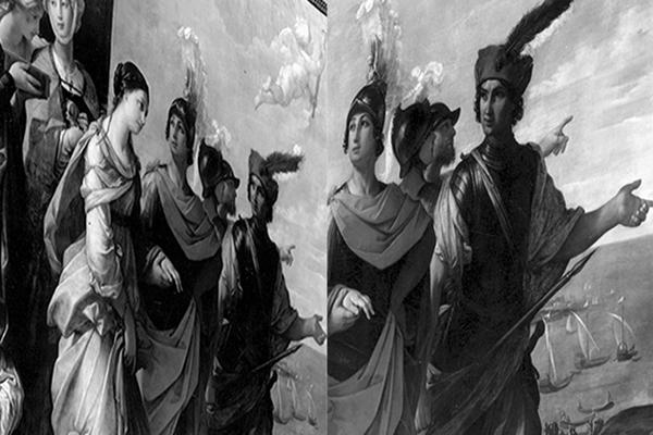 D'après Guido Reni ©Gaëtan Viaris