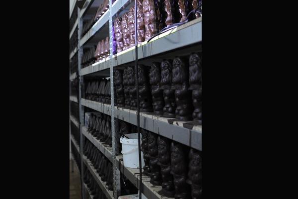 Chocolate Factory, Paul McCarthy ©Morgan Labar
