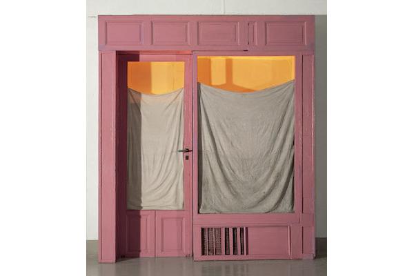Purple Store Front, 1964- collection de l'artiste