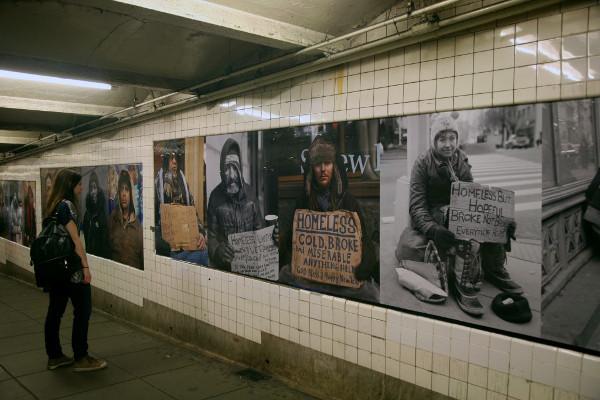 Residents of New York-MORE ART©Andres Serrano