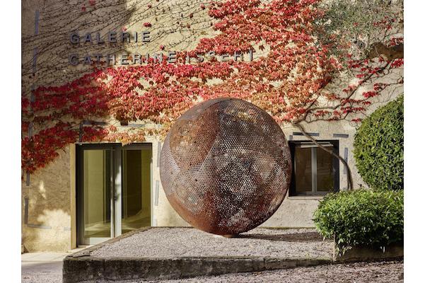 Vladimir Skoda Galerie Catherine Issert © François Fernandez