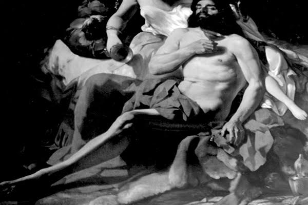 Jean Baptiste Gardell Judith et Holopherne Musée des Beaux-Arts de Limoges ©Gaetan Viaris de Lesegno